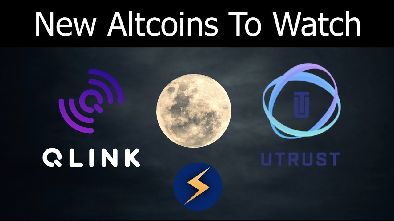 new altcoins to watch