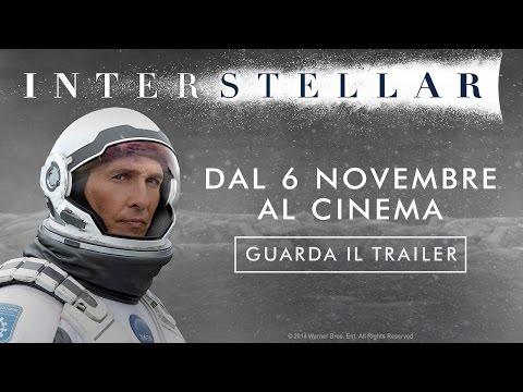Interstellar - Nuovo Trailer Ufficiale Italiano   HD