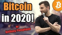 LIVE: Anthony Pompliano Reveals His Cryptocurrency Investment Strategy for 2020 | Bitcoin Podcast