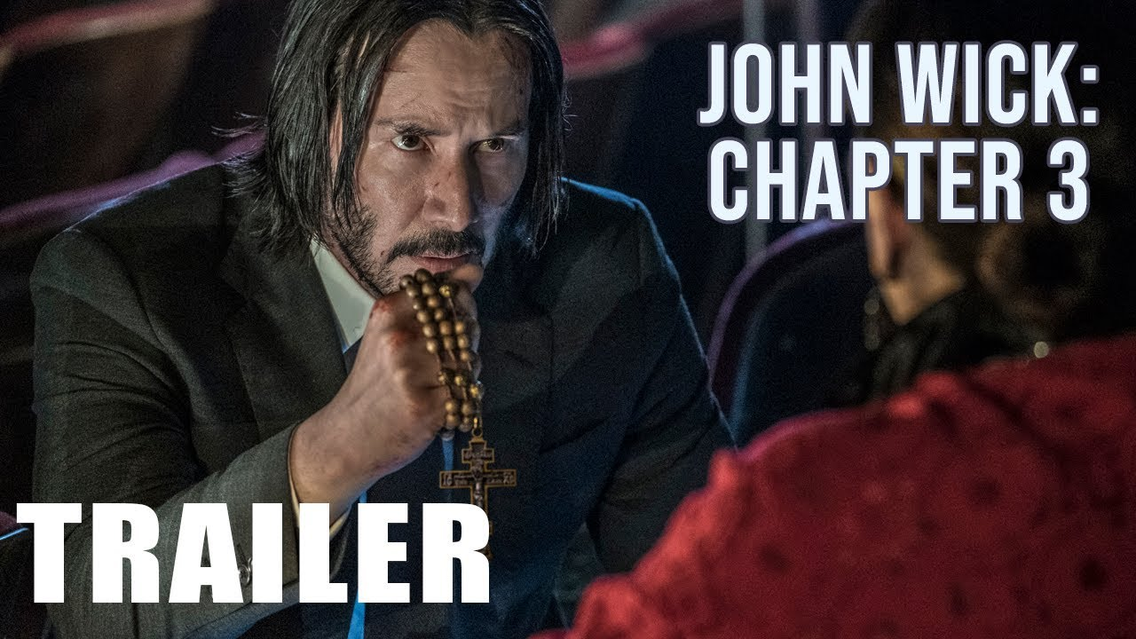 Download John Wick: Chapter 3   TRAILER