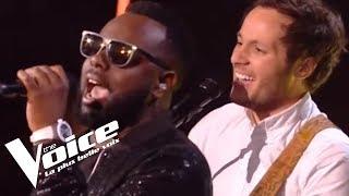 Maître Gims et Vianney – La Même | The Voice France 2018 | Finale