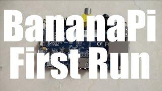 Banana Pi: How to setup Raspbian and first run impressions (Raspberry Pi alternative)