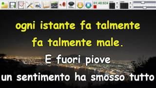 Giusy Ferreri - Fa talmente male (Sanremo 2017) (Syncro by CrazyHorse1965) Karabox - Karaoke