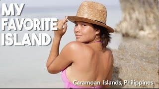how to island hop the philippines caramoan islands