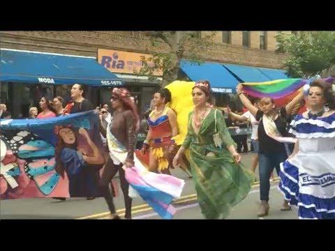 Pride Parade Jackson Heights 2017