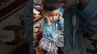 """Шооок!!! Двухлетний мальчик танцует под песню """"Alem Band"""" Қалауым."""