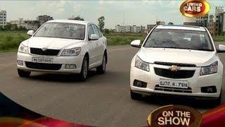 Face-off: Chevrolet Cruze Vs Skoda Laura - NewsX