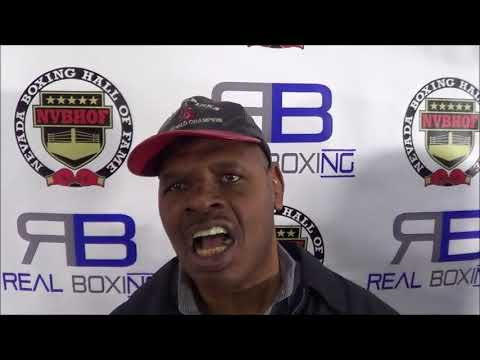 Sherry Mackey - PRAY FOR BOXING LEGEND LEON SPINKS