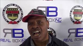 Leon Spinks 2017 interview at Nevada Boxing Hall Of Fame
