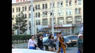 【モンゴル】ウランバートルの無軌条電車【トロリーバス】