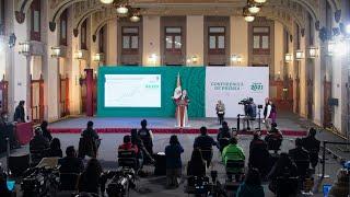 Conferencia de prensa desde Palacio Nacional. Miércoles 3 de febrero 2021 | Presidente AMLO