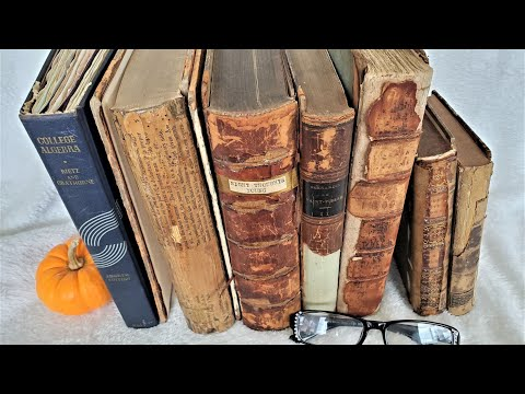 How to Make  Junk Journal out of an Old Book!! (Part 1) Step by Step DIY Tutorial for Beginners!