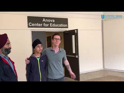 UNITED SIKHS at Anova Center for Education