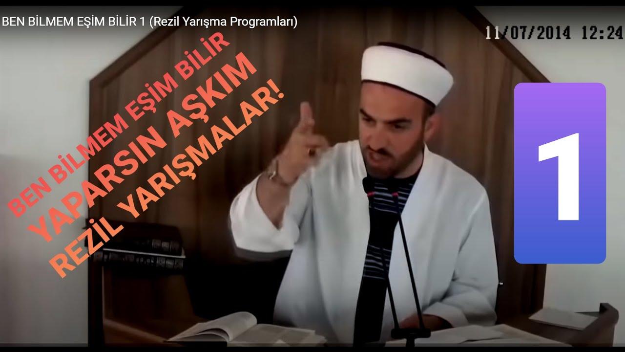 BEN BİLMEM EŞİM BİLİR 1 (Rezil Yarışma Programları)