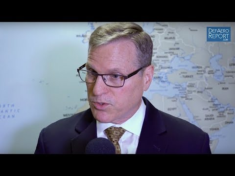 CNAS' Cronin on Asia-Pacific Strategy, Trade, Deterring North Korea