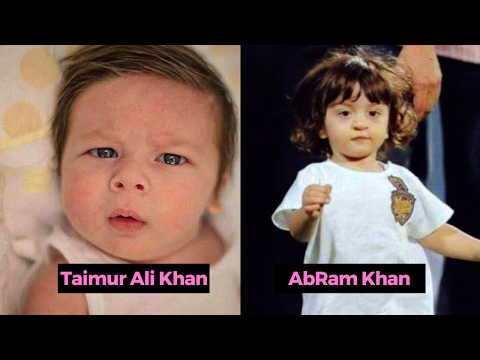 8 Celebrity Kids Who're Killing Us With Their Cuteness | SpotboyE