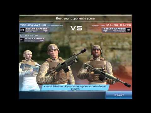 Kill Shot Bravo iOS Android Gameplay HD