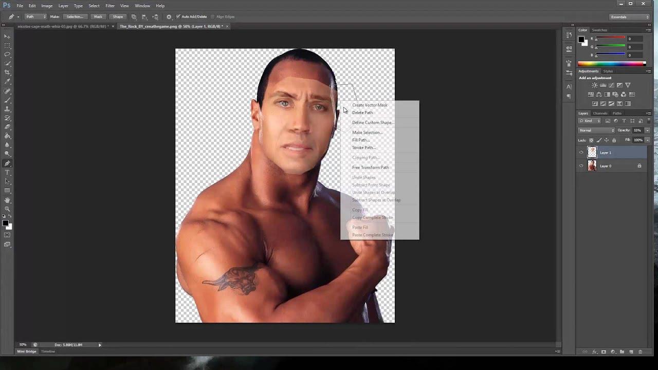 Facswap tutorial photoshop cs6 youtube facswap tutorial photoshop cs6 baditri Gallery