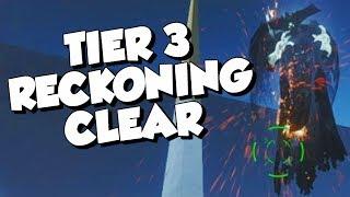 Tier 3 Reckoning Clear! [Destiny 2 Jokers Wild]