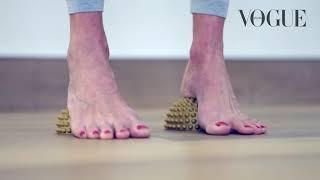 Видео уроки Foot Fitness (Foot Wakers)