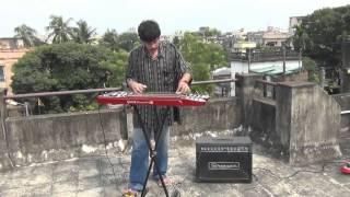 Tere Liye Hum Hain Jiyeh Instrumental Pramit Das Electricguitar Veer Zaara