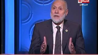 فيديو.. مستشار شيخ الأزهر: لقاء السيسي والطيب ليس له علاقة بـ«الخطبة المكتوبة»