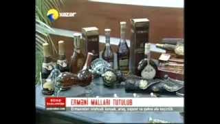 Экстрим по Баку отведать армянское