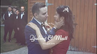Yuling & Matt's Wedding Film