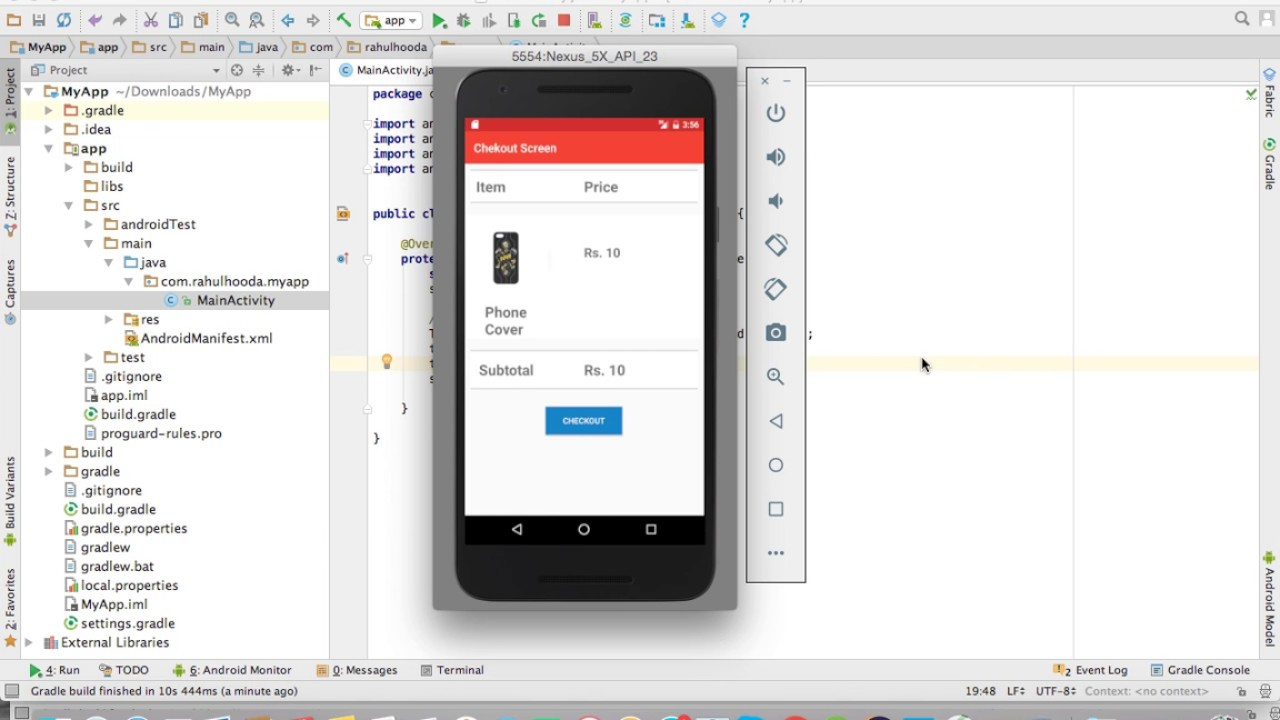 Integrating with PayU Android SDK in *15 mins*