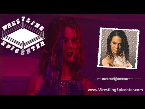 Roxxi Laveaux AKA Nikki Roxx Full Career Shoot Interview - TNA, Head Shaving, VKM, More
