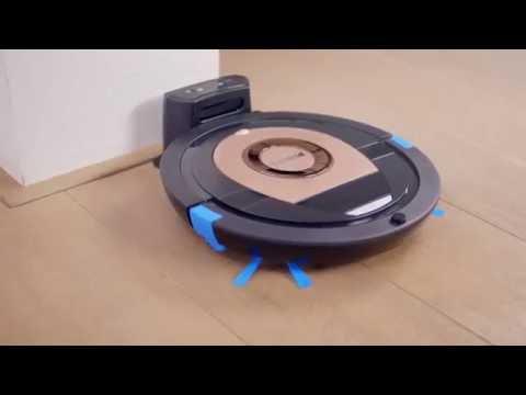 Прахосмукачка-робот Philips SmartPro Compact FC8776/01