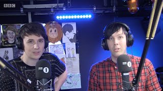 Internet Takeover with Dan and Phil. August 31st.