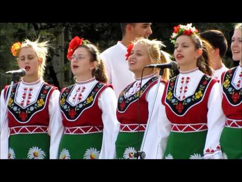 Traditional folk singers from Bulgaria