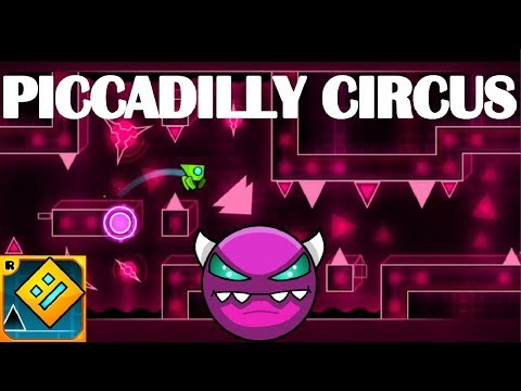 [지메대] Piccadilly Circus 100% / 무난한 난이도의 데몬!