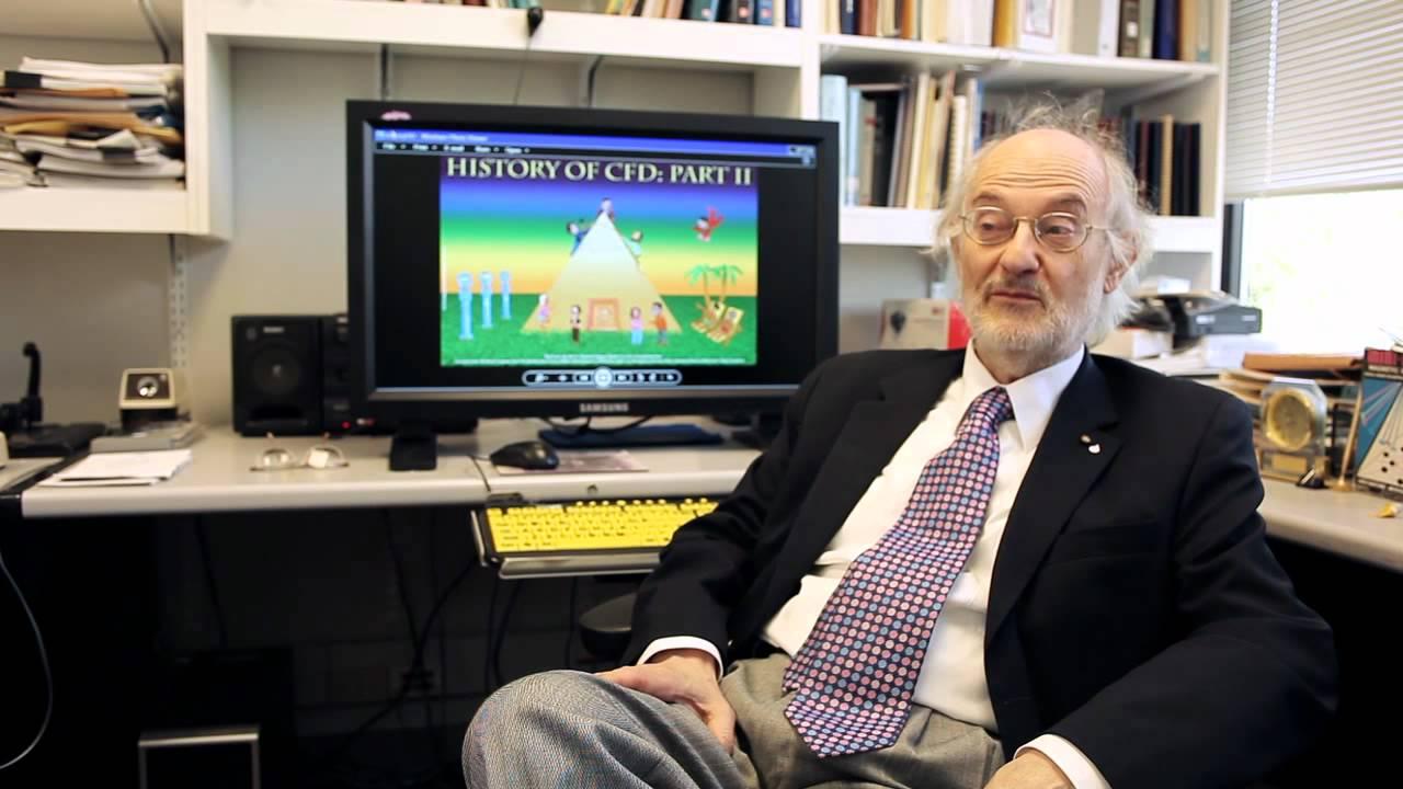 a0552678947 Bram van Leer, Professor Emeritus - YouTube