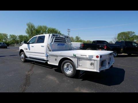 [Hillsboro Aluminum Flatbed] 2018 Ram 3500 CUMMINS For Sale in Piqua Ohio   28650T