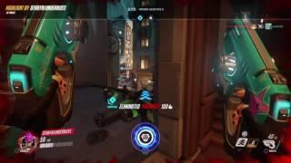 Tracer Flanking Kills