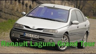 Renault Laguna Grand Tour 1999. Хороши ли Евробляхи ?