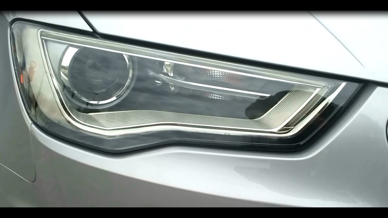 audi a3 limousine led xenon facelift front scheinwerfer. Black Bedroom Furniture Sets. Home Design Ideas