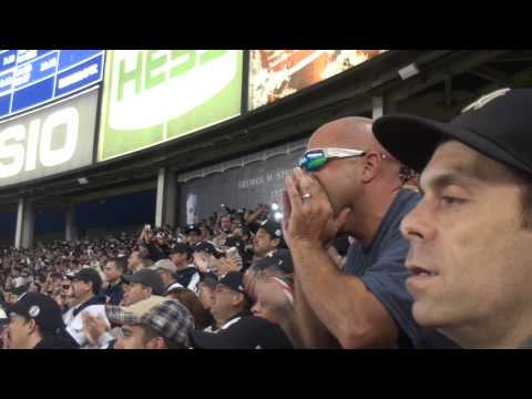 Derek Jeter's last roll call at Yankee Stadium
