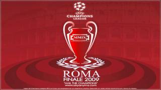 UEFA Champions league 2009 - Now we are Free - Andrea Bocelli HD
