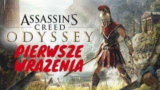 Assassin's Creed Odyssey - z tarczą, a nie na tarczy
