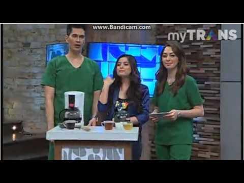 DR  OZ Indonesia - Saat Pagi Lebih Baik Minum Kopi Atau Teh