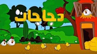 كليب الدجاجات - حنان الطرايره | قناة كراميش Karameesh Tv