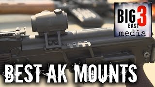 Big 3 East: RS Regulate AK Mounts