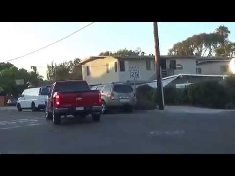 7. Corner of Garfield/Acacia Ave. 5 RED Vehicles/Person/Bicyclist - 7/5/2014