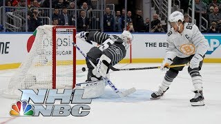 Every goal from the 2020 NHL All-Star Game | NBC Sports