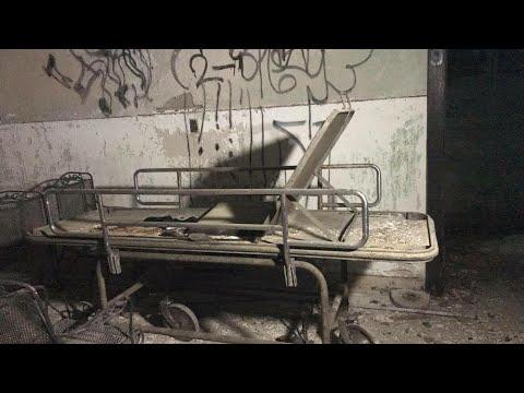 Abandoned Tuberculosis Sanatorium! Louisville, KY