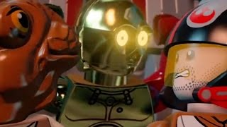 LEGO Star Wars: The Force Awakens - Mobile Launch Trailer | Android