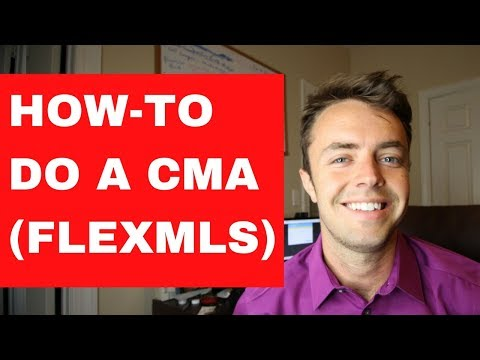 How-To Do A CMA in FlexMLS